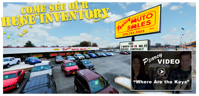 Used And Certified Car Dealer In West Memphis Pearcy Auto Sales - Mustangs of memphis car show